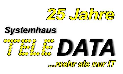 25 Jahre Systemhaus TeleData